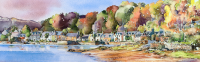 Autumn Colours, Plockton